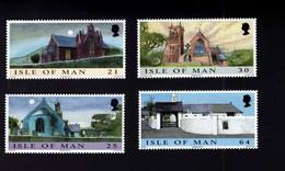 1323583585 1999 SCOTT 838 841  (XX) 6OSTFRIS  MINT NEVER HINGED EINWANDFREI  (XX) - CHURCHES - Isla De Man