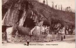 [24] Dordogne > Brantome Maisons Troglodytes - Brantome