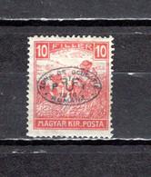 Hungría    ( Debreczen )  1919 .-  Y&T Nº  9 - Debreczen
