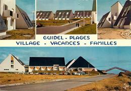 CPSM Guidel Plages-Village Vacances Familles-Multivues       L816 - Guidel