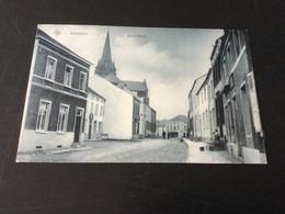 CP Ancienne De Marbais : Série SBP , La Place (1907) - Villers-la-Ville