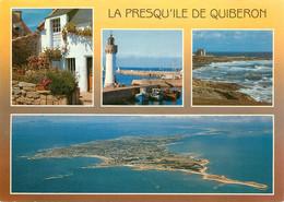 CPSM Presqu'ile De Quiberon-Multivues       L816 - Quiberon
