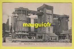 52 HAUTE MARNE / SAINT-DIZIER / LES HAUTS-FOURNEAUX DE MARNAVAL - Saint Dizier