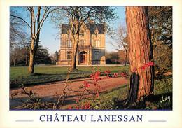 Chateaux - Château Lanessan - Gironde - Médoc - CPM - Carte Neuve - Voir Scans Recto-Verso - Kastelen