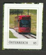 Österreich Personalisierte BM Schmalspurbahnen Stubaitalbahn Innsbruck Fulpmes Tirol ** Postfrisch Selbstklebend - Private Stamps