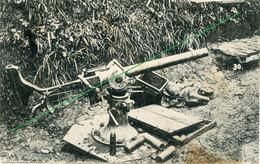 14-18.WWI - CPA -  Feldpost Minenwerfer  Maschinengewehr 1916 - Guerre 1914-18