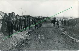 14-18.WWI - Carte Photo Allemande - Soldaten Feindesland Frankreich - Guerre 1914-18