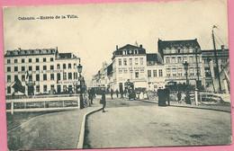 C.P. Oostende =  Entrée De La Ville - Oostende