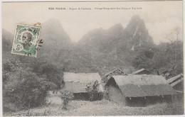VIÊT-NAM - TONKIN - RÉGION DE CAOBANG - VILLAGE NONG ENTRE SOC GIANG ET TRA LINH - Vietnam