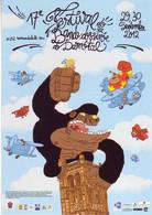 Thèmes. BD. Bandes Dessinees. Festival De La BD Darnetal 2012. King Kong & 2014 - Comicfiguren