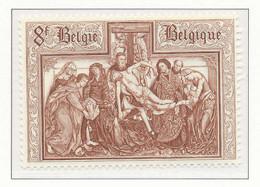 D - [150276]SUP//**/Mnh-[1303] Belgique 1964, Roger Van Der Weyden, Dit Roger De La Pasture, Art, Tableaux, La Descente - Andere