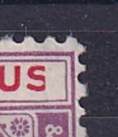 Mauritius: 1938/49   KGVI    SG253a     3c  Reddish Purple & Scarlet  [sliced 'S' At Right]  MH - Mauritius (...-1967)