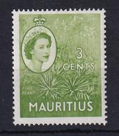 Mauritius: 1953/58   QE II - Pictorial   SG294     3c     MH - Mauritius (...-1967)