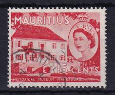 Mauritius: 1953/58   QE II - Pictorial   SG298      15c      Used - Mauritius (...-1967)