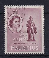 Mauritius: 1953/58   QE II - Pictorial   SG299      20c      Used - Mauritius (...-1967)