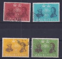 Mauritius: 1961   150th Anniv Of British Post Office In Mauritius   Used - Mauritius (...-1967)