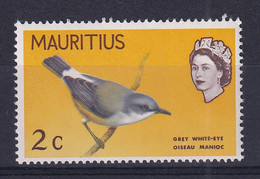 Mauritius: 1965   QE II - Birds   SG317     2c    MNH - Mauritius (...-1967)