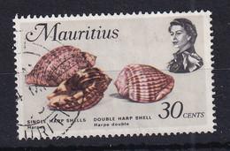 Mauritius: 1969/73   QE II - Marine Life  SG390     30c     Used - Mauritius (...-1967)