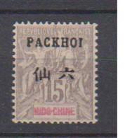 PAKHOI    N°  YVERT  :   6 NEUF SANS GOMME      ( SG  01/06  ) - Nuevos