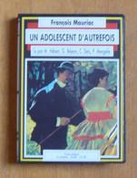 Livre-K7 Un Adolescent D'autrefois - François Mauriac - La Voix De Son Livre - Cassette