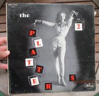 Suite Décés : Vu à 15 Euros Chez I-B !! THE PLATTERS Vol. 2 1956 LP Original France Heart Of Stone R&R R&B Doo-wop Jazz - Jazz