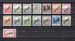 Hungría    ( Arad )   1919 .-  Y&T Nº  15  Sellos - Unclassified