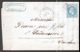 Gard, LAC Avec Convoyeur De Station St Ambroix, Ligne 101, Besseges à Nimes - 1849-1876: Période Classique