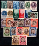 Vatican 1943-46 Neuf ** 100% Concile De Trente, Pie XII - Unused Stamps