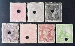 Espagne - Spain - Timbre(s) Divers Nsg(*) - 1 Scan(s) - TB - 853 - Unused Stamps