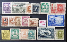 Espagne - Spain - Timbre(s) Divers Mh* & Nsg(*) - 1 Scan(s) - TB - 841 - Unused Stamps