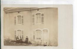Carte-photo Non Titrée Ni Située. Ecrite De Provenchère-les-Darney ( Vosges ) - Personnages - To Identify