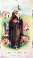 SANTINI-SANTI-MARTIRI-Sancte ANTONIO Abate-Ora Pro Nobis- - Religion & Esotericism
