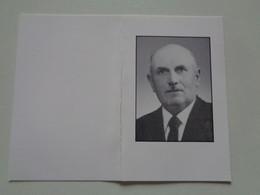 Doodsprentje/Bidprentje  Gerard VROMANT  Heule 1906-1987 Houthulst - Religion & Esotericism