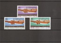 Egyptologie - Monuments De Nubie ( 79/81 XXX -MNH- Du Sud-y-émen) - Egyptology