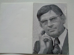 Doodsprentje/Bidprentje  José MOERMAN  Heusden (O-Vl) 1931-1979 Roeselare  (Echtg Monique Wallyn) - Religion & Esotericism