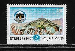 MAROC  ( AFMAR - 389 )  1979  N° YVERT ET TELLIER     N° 836   N** - Morocco (1956-...)