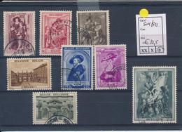 BELGIUM COB 504/511 USED - Used Stamps
