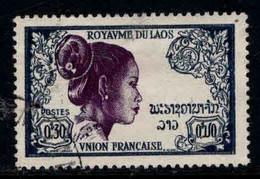 Laos - 1952  - Union Française  -  N° 13 - Oblit - Used - Laos
