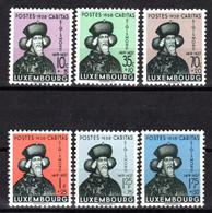 LUXEMBURG, 1938, Kinderhilfe, Postfrisch ** - Unused Stamps