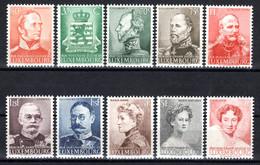 LUXEMBURG, 1939, 100 Jahre Unabhängigkeit, Postfrisch ** - Unused Stamps