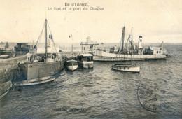17 - Ile D'Oléron - Le Fort Et Le Port Du Chapus - Ile D'Oléron