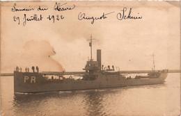 Bateau - Le Havre - Classe Arras - Aviso Peronne (juillet 1922) - Guerra