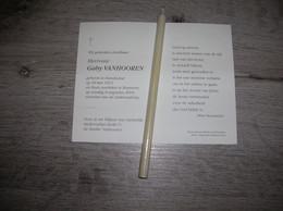 Gaby Vanhooren (Handzame 1913 - Roeselare 2004) - Santini