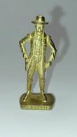 Metal Berühmte Westmänner II : Jim Bridger Gold Scame - Figurine In Metallo