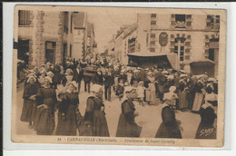 Carnac Ville Morbihan Procession De Saint Cornely - Carnac