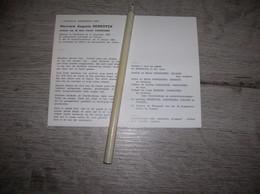 Augusta Hemeryck (Handzame 1895 - Torhout 1983);Vanhooren;Coucke;Rosseel - Santini