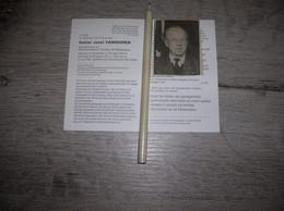 Dokter Jozef Vanhooren (Handzame 1920 - Brugge 1992);De Muelenaere - Santini