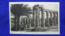 Luxor The Temple Egypt - Luxor
