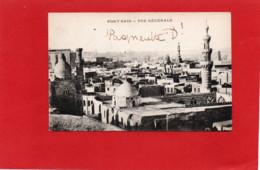 EGYPTE----PORT-SAID--vue Générale--voir 2 Scans - Port Said