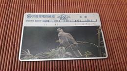 Bird Phonecard Used Rare - Altri